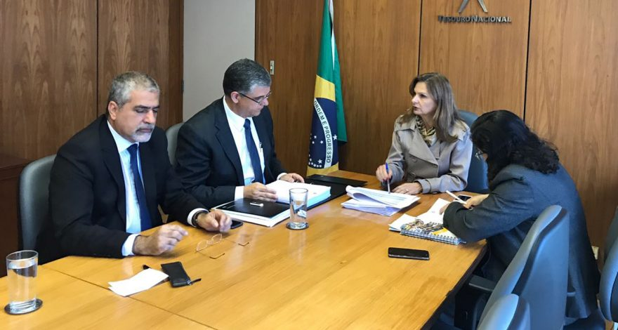 Pedido do Governo do RJ de adesão ao regime de recuperação fiscal é entregue