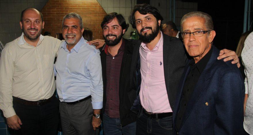 O deputado Christino Áureo foi responsável pela liberação de R$ 1 milhão pra cidade e está mobilizado a colocar odesenvolvimento de Volta Redonda na rota.