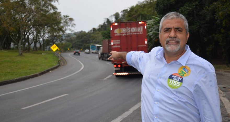 Christino trabalhou para garantir a redução do ICMS no Rio