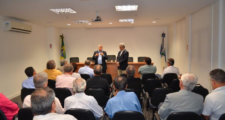 Rodolfo Tavares foi reeleito para presidência da Federação da Agricultura, Pecuária e Pesca do Estado do Rio de Janeiro (Faerj).