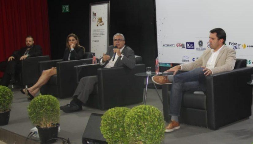Em palestra no Ita Gas & Oil, o deputado Christino Áureo destacou a importância da abertura do Mercado de Gás para o desenvolvimento do país.