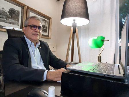 Projeto de Christino visa criar uma plataforma para certificar empresas de Petróleo que sigam os preceitos do ASG