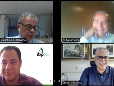 FREPER se reúne com IBP para debater cenário econômico do Setor de Óleo e Gás