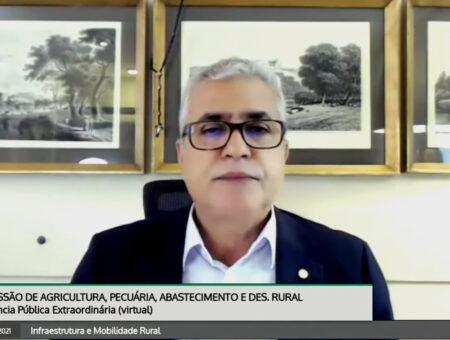 """Christino promove Audiência Pública para debater PL da Mobilidade Rural: """"Objetivo é levar qualidade de vida ao campo"""""""